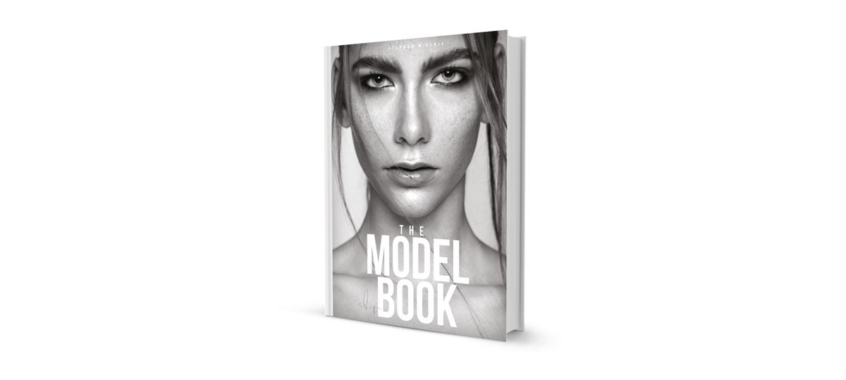 The Model Book - The book to become a model #topmodel