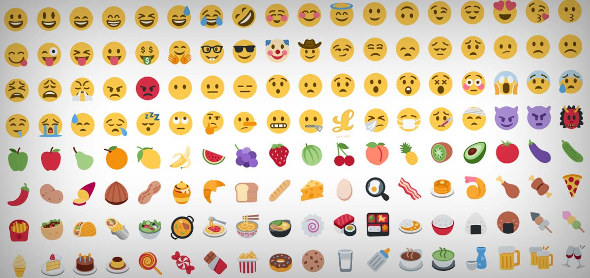 1000+ Emoticons: Complete list of symbols & emojis