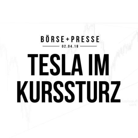 Trump beschimpft Amazon und Tesla im Kurssturz - Börsenkurse und Presse zum 02. April