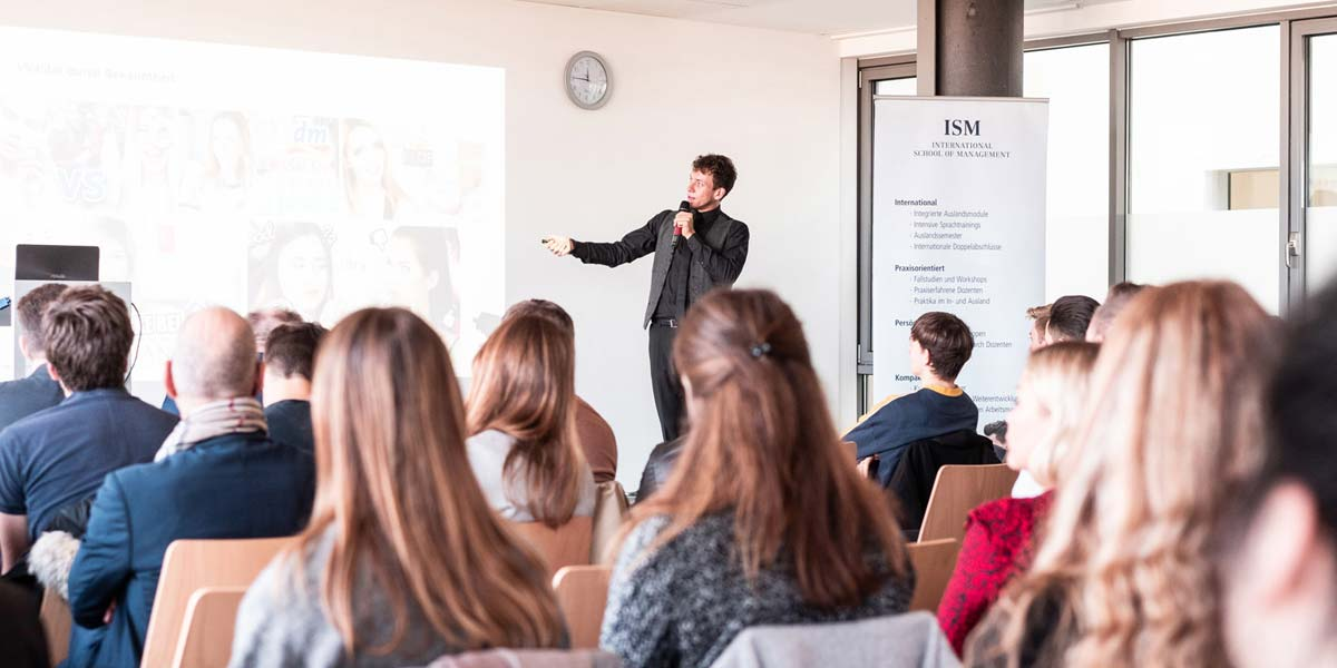 Influencer Marketing & Blogger Relations - Speaker Lecture @ ISM, Cologne