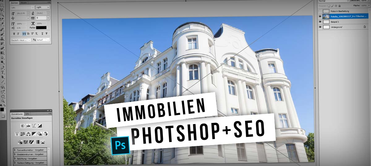 Optimize real estate advertisements: Photoshop, WordPress and SEO - Video Tutorial
