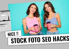 SEO & Photoshop – Duplicate Stock Photos! Cheap and free: Video Tutorial