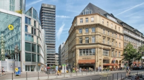 Frankfurt buy & rent: House, apartment, property – Square meter price