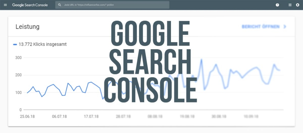 New Google Search Console 9 beta: Setup for websites, shops and