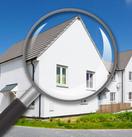 Asking price of a property