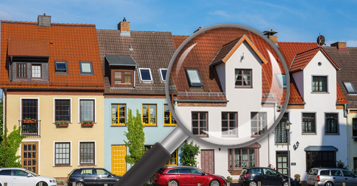 Building a semi-detached house: Save costs and effort