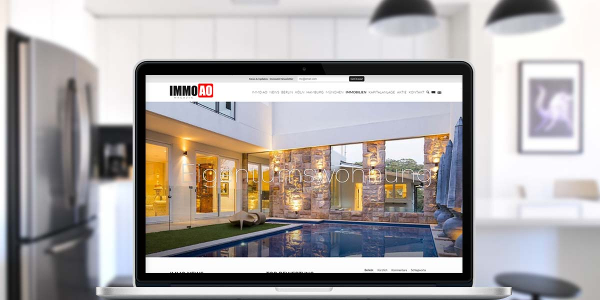 Real estate portal Berlin: Real estate search made easy - Our favourites