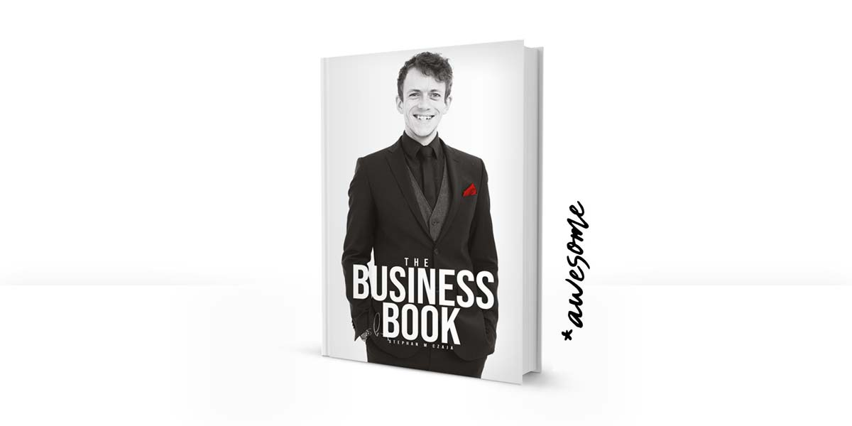 The Business Book - Startup, Business Plan & Pitch