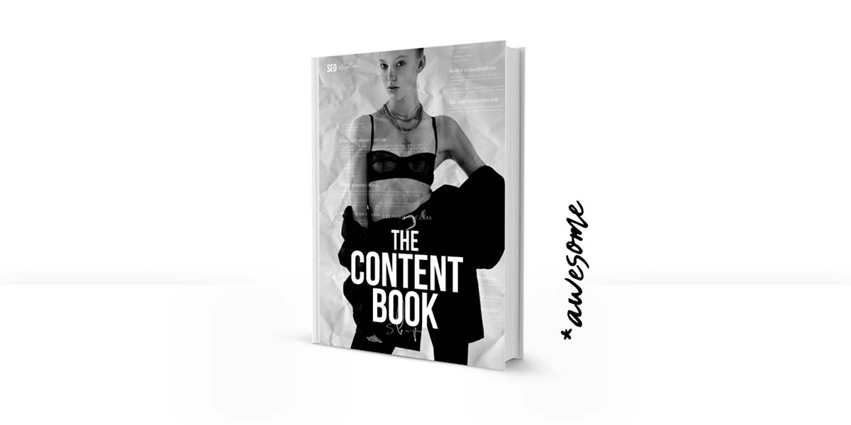 The Content Book - Writing Good SEO Texts