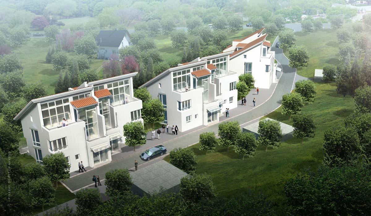 Semi-detached house - costs, sound insulation & floor plan