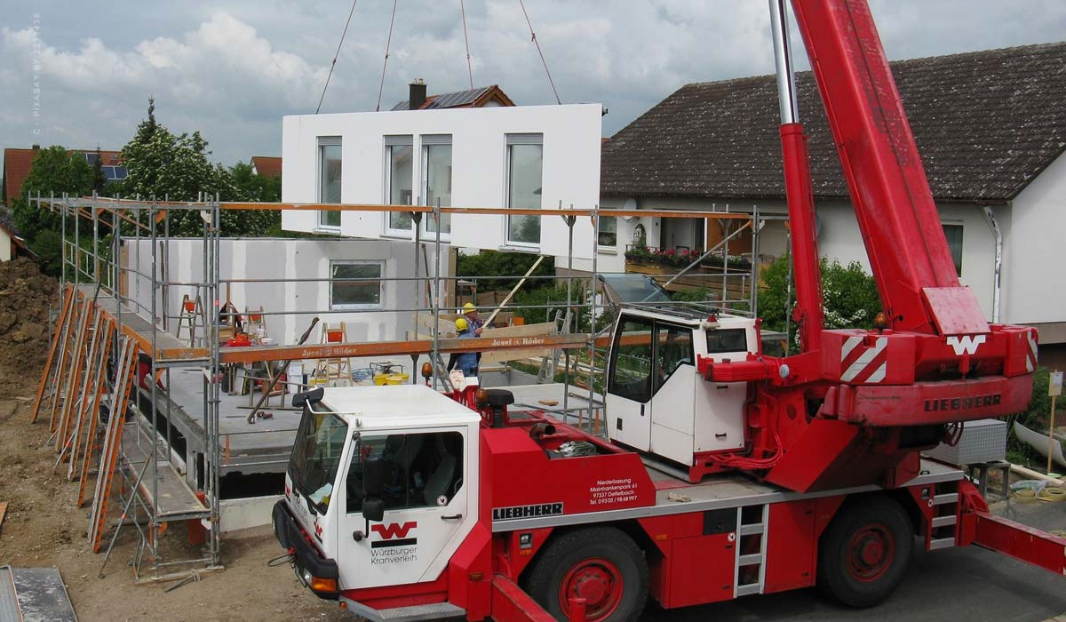 Prefabricated house: turnkey wood, experience, suppliers and prices