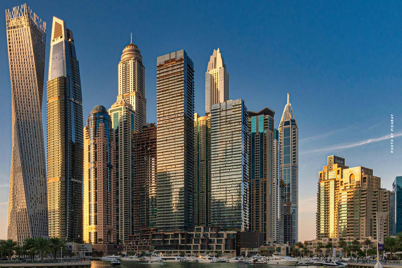 Luxury Realtor Dubai: Condo, house and capital investment