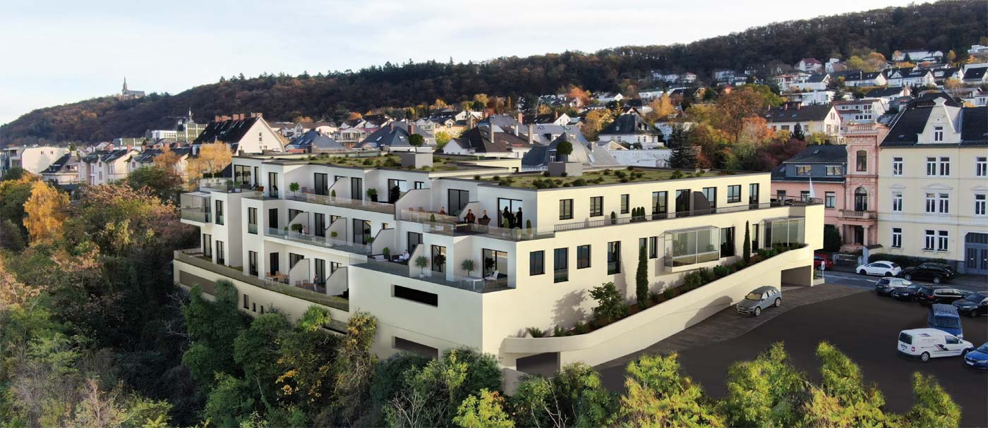 Capital investment - new building Bingen (near Frankfurt, Mainz & Wiesbaden)