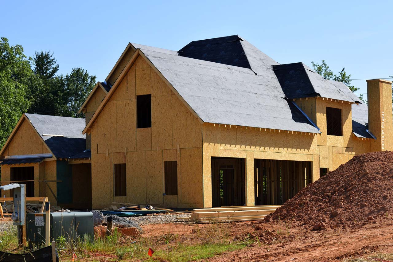 Build a house: Prices, costs, plot and property tax - plan your construction
