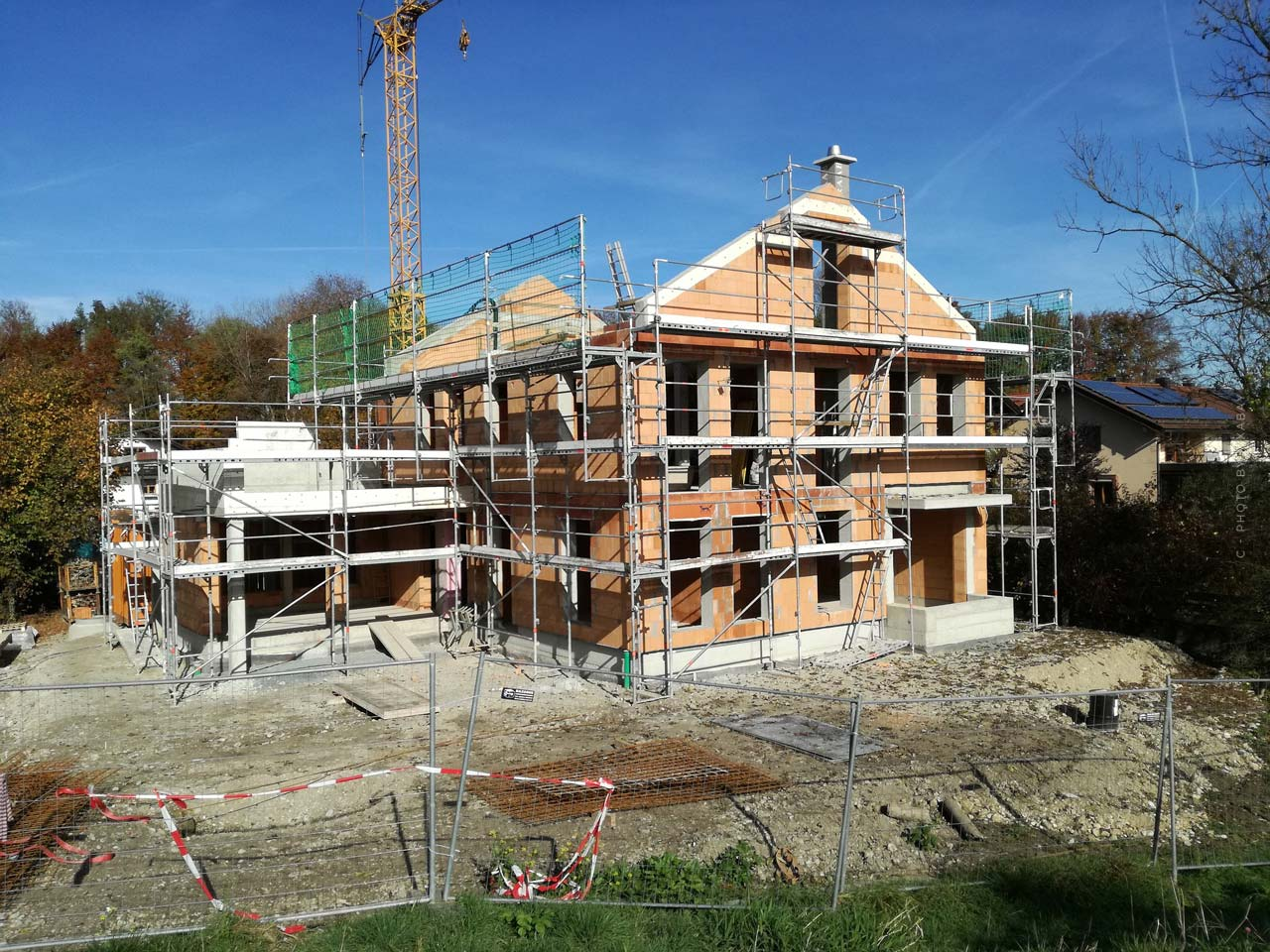 New Building Projects: Private, Procedure, Costs for Building Projects & Developers