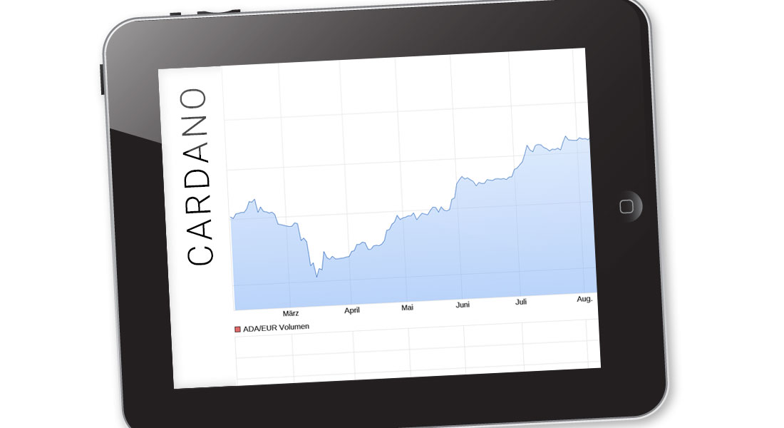 Buy Cardano (ADA): Price, value and price history