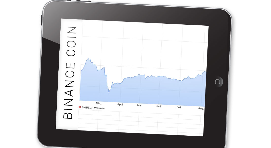 Buy Binance Coin (BNB): Course, Value and Price History