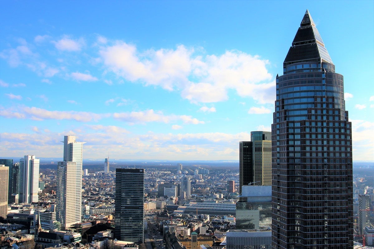 Living in Frankfurt: Buy properties in the best residential areas - square metre prices in Westend, Gallus, Nordend & Co.